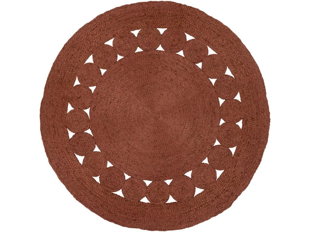Surya Sundaze3' Round Rug