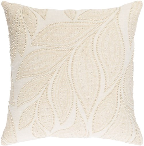 Surya Tansy 22 x 22 x 0.25 Pillow Cover