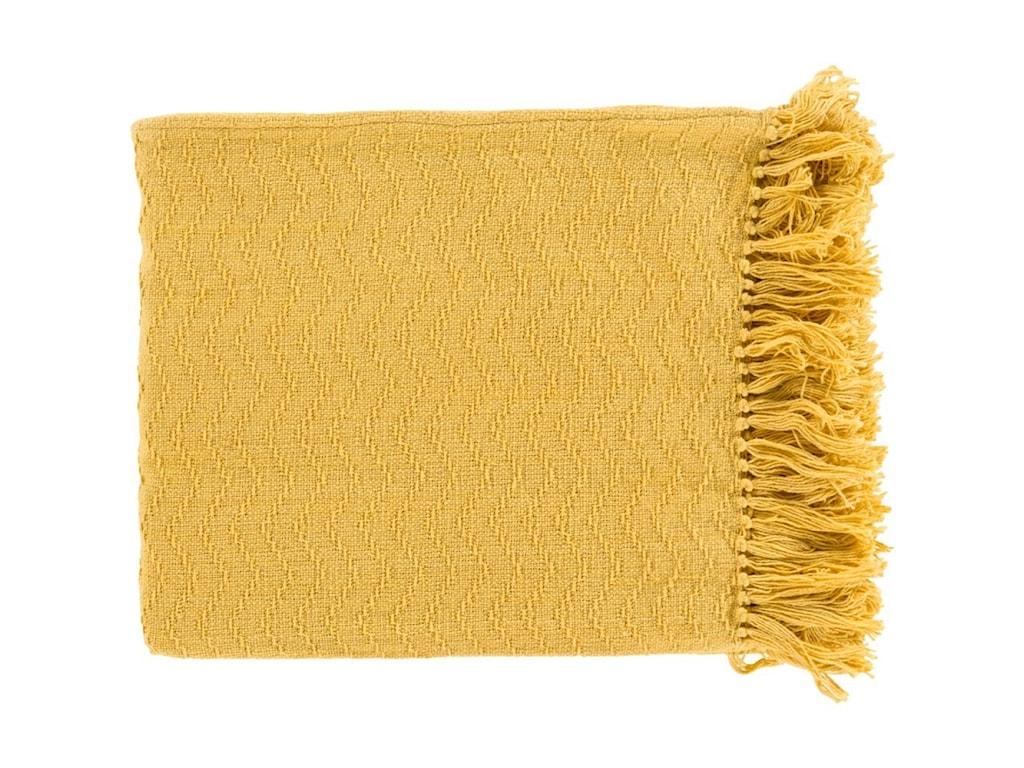 Surya ThelmaThrow Blanket