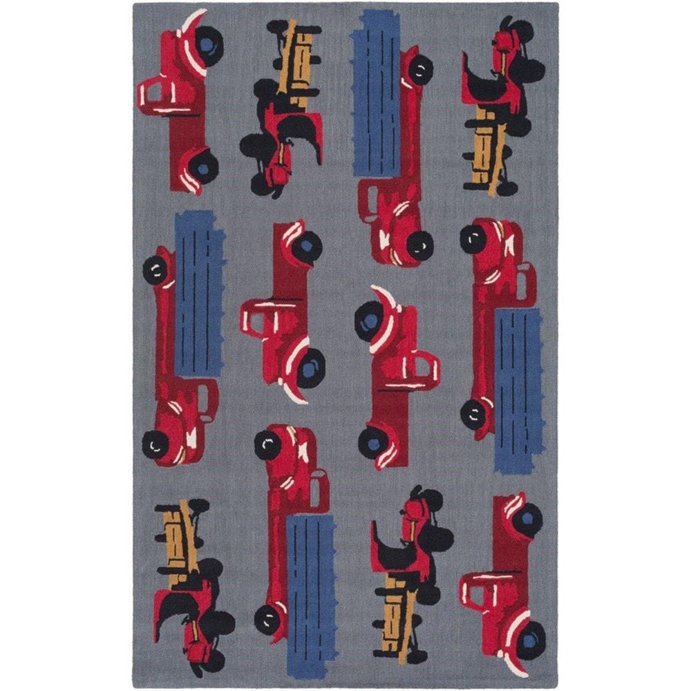 Surya Tic Tac Toe 3 X 5 Rug Belfort Furniture Rugs # Muebles Tic Toc