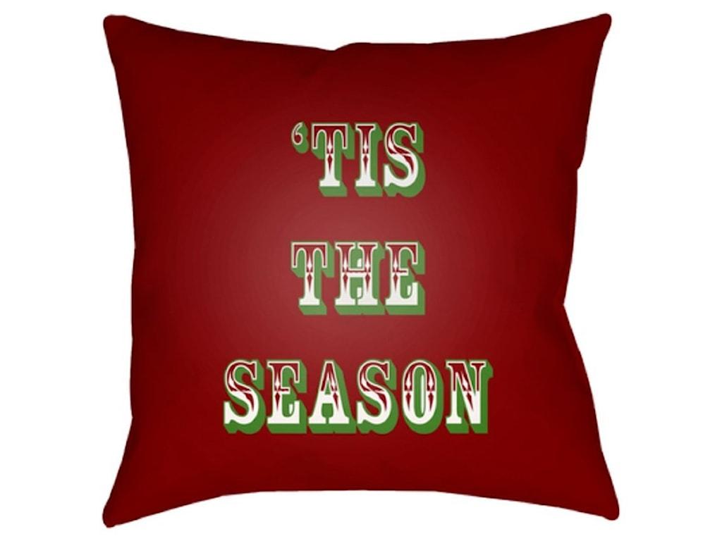 Surya Tis The Season IIPillow