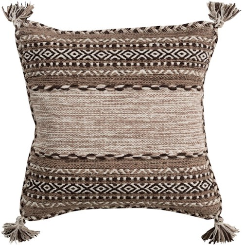 Surya Trenza 10119 x 19 x 4 Pillow