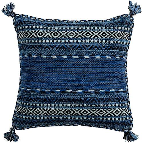 Surya Trenza 10137 x 19 x 4 Pillow