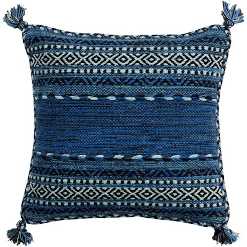 Surya Trenza 10137 x 19 x 4 Pillow