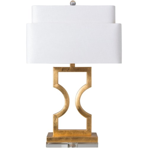 Surya wellesly 18 x 18 x 29 table lamp