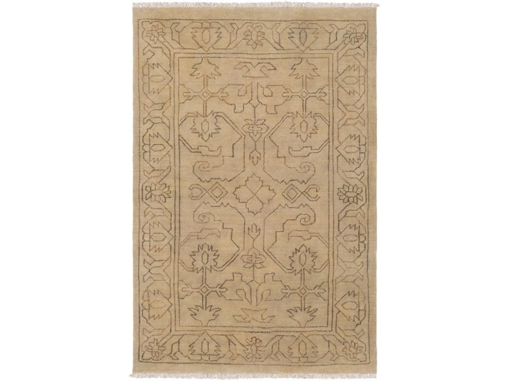 Surya Wilmington6' x 9' Rug