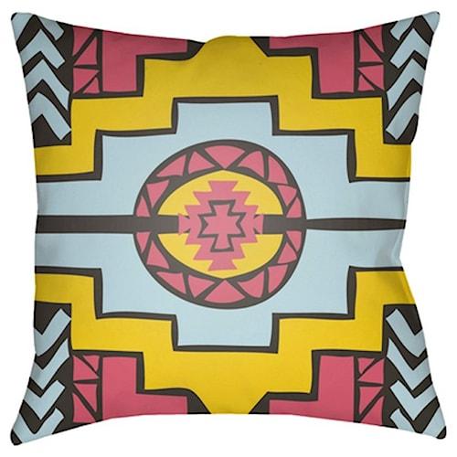 Surya Yindi 10777 x 19 x 4 Pillow