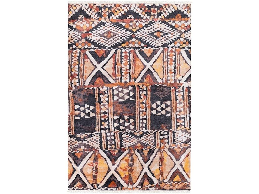 Surya Zambia4' x 6' Rug