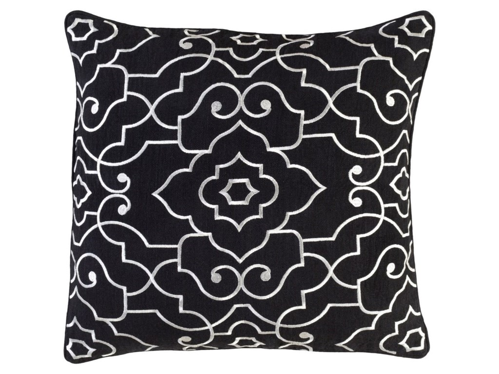 Surya Adagio20 x 20 x 4 Polyester Throw Pillow