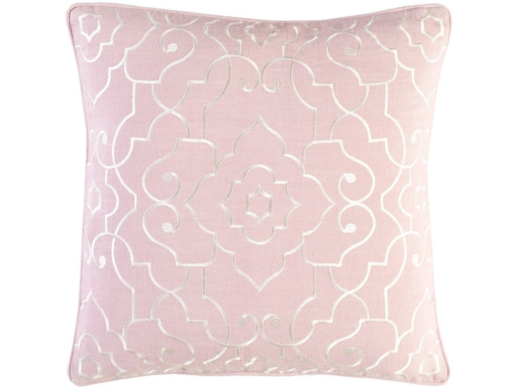 9596 Adagio22 x 22 x 5 Down Throw Pillow