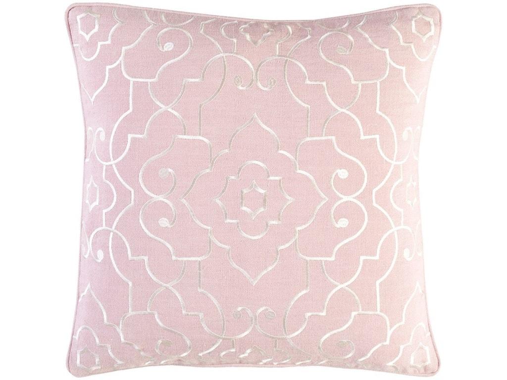 Surya Adagio22 x 22 x 5 Down Throw Pillow
