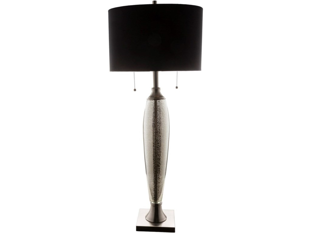 9596 AdairMercury Glass Glam Table Lamp