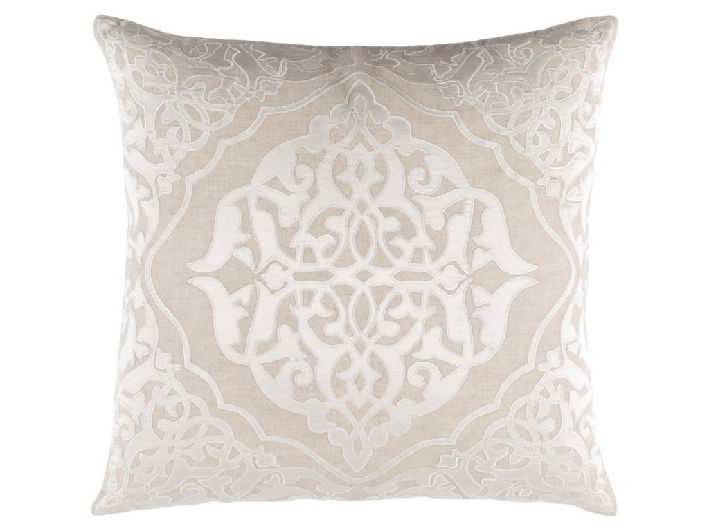 9596 Adelia20 x 20 x 4 Polyester Throw Pillow