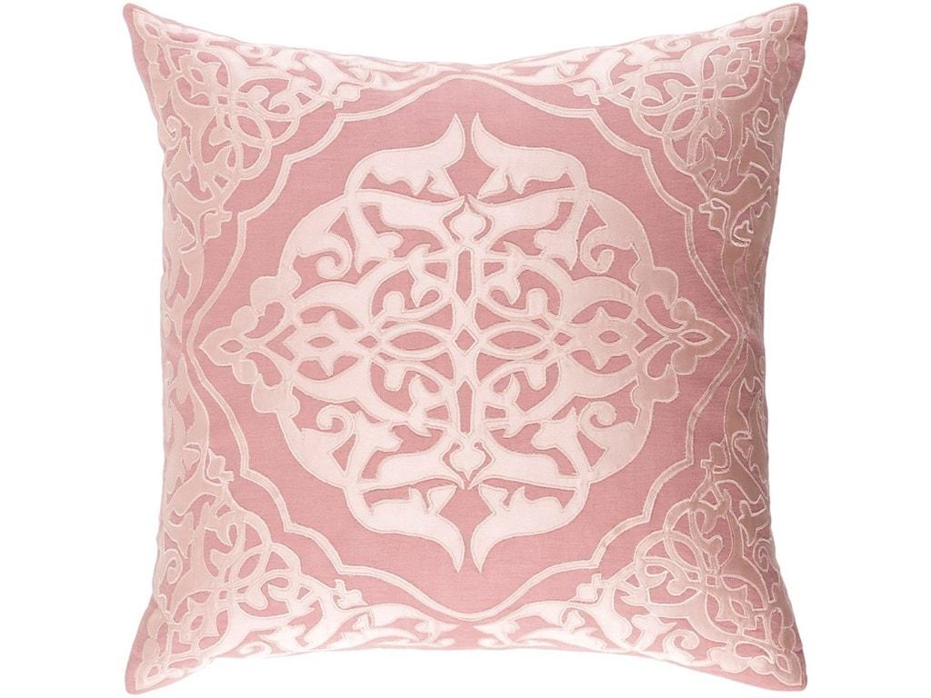 Surya Adelia22 x 22 x 5 Polyester Throw Pillow