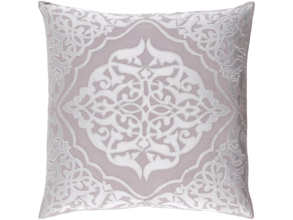 Surya Adelia20 x 20 x 4 Down Throw Pillow