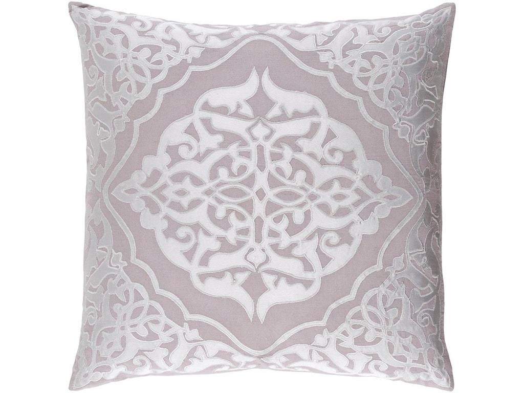 9596 Adelia20 x 20 x 4 Down Throw Pillow