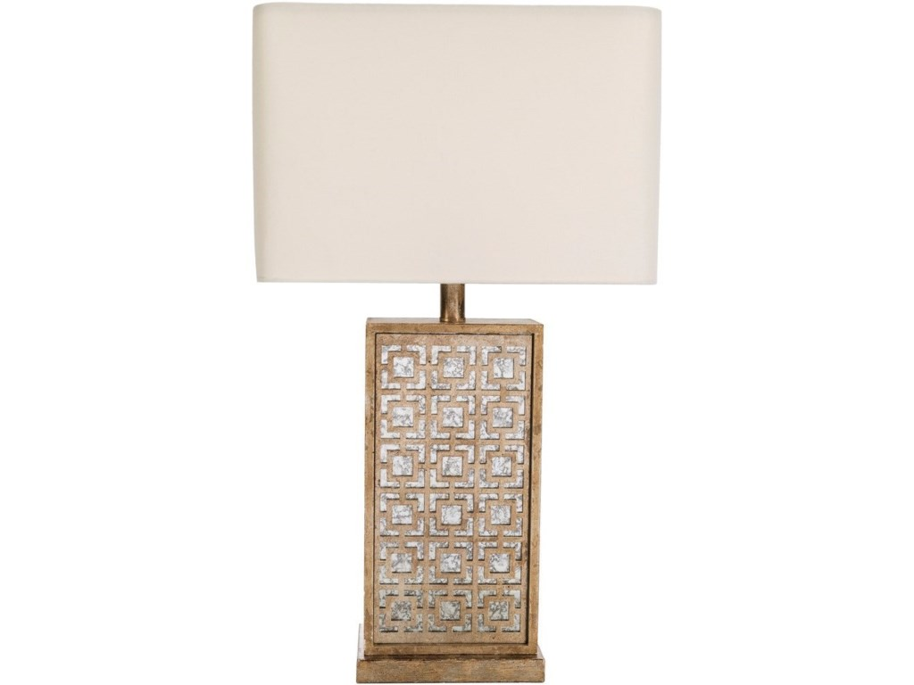 Surya AetnaAntique Glam Table Lamp