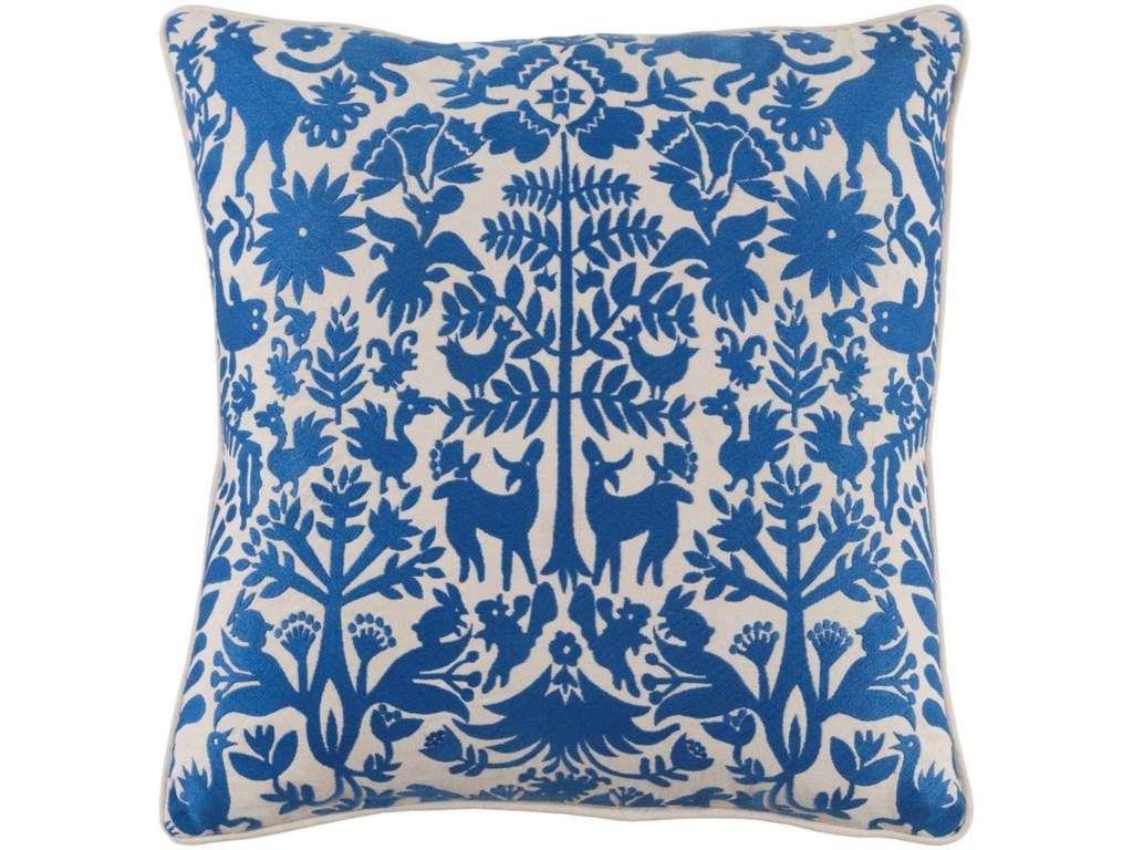 Surya Aiea18 x 18 x 4 Polyester Pillow Kit