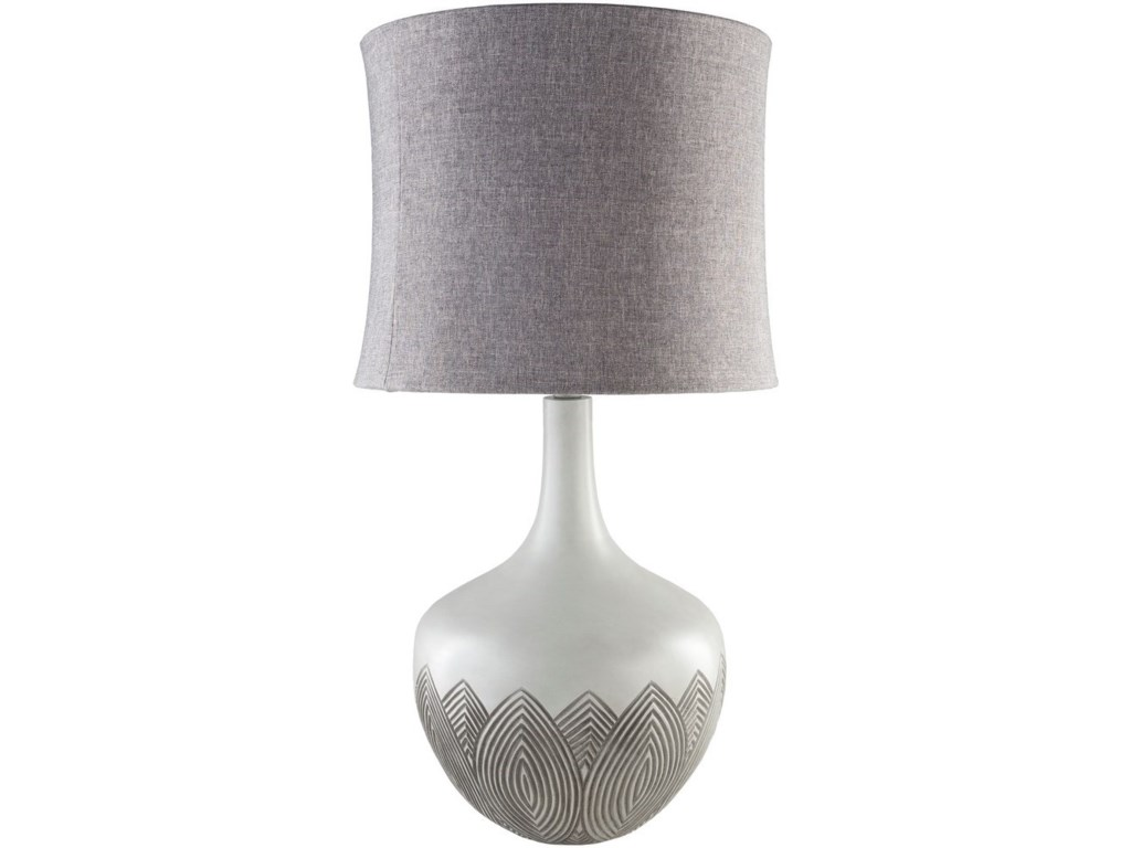 Ruby-Gordon Accents AlamoSlate Table Lamp