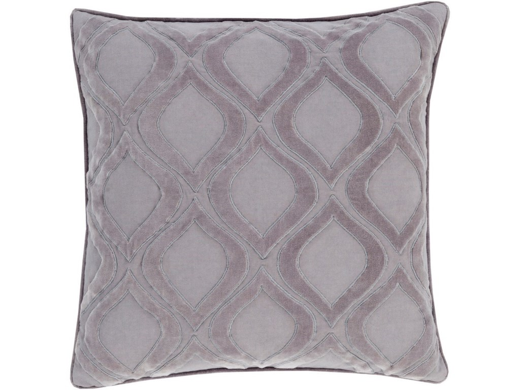 Surya Alexandria20 x 20 x 4 Down Throw Pillow