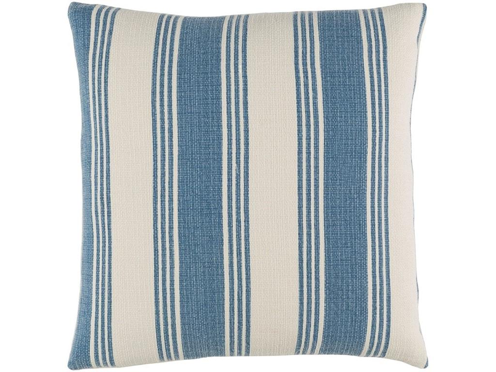 Surya Anchor Bay22 x 22 x 5 Polyester Throw Pillow
