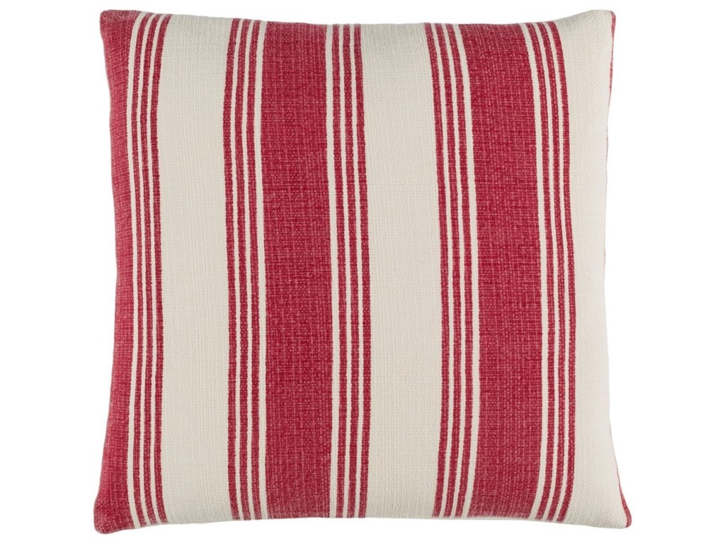 Surya Anchor Bay22 x 22 x 5 Down Throw Pillow
