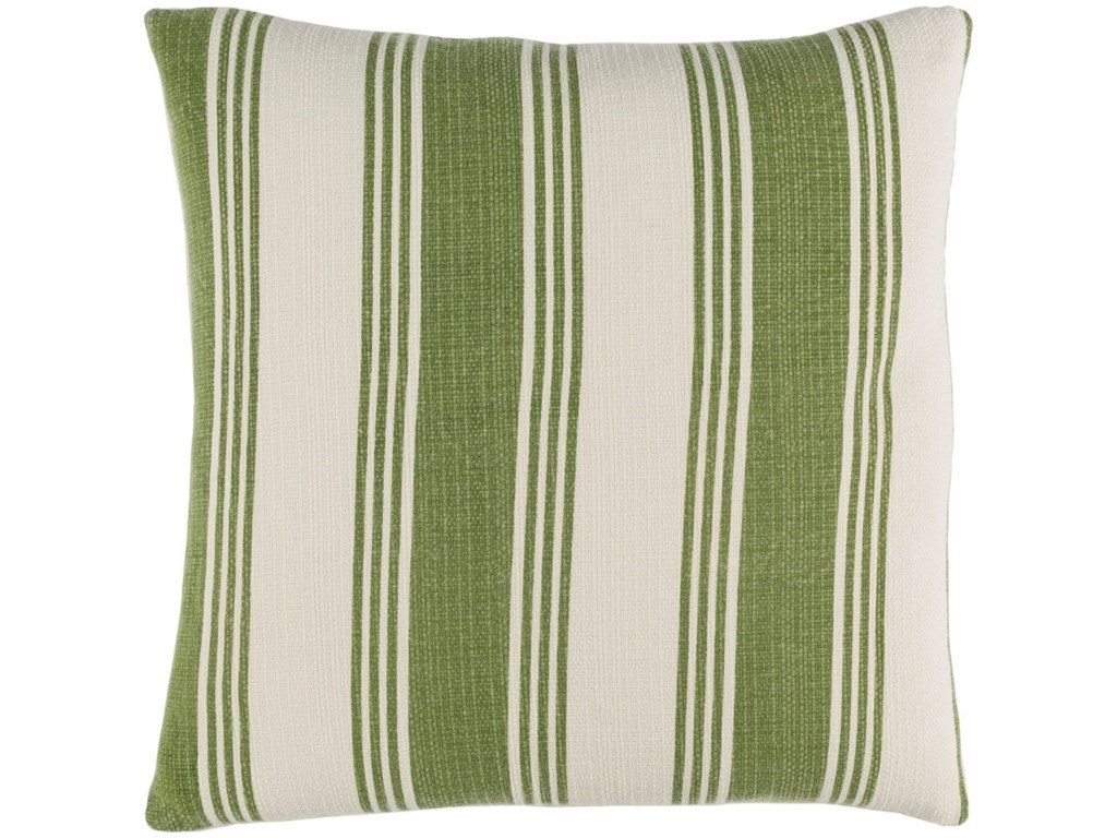 Surya Anchor Bay18 x 18 x 4 Down Throw Pillow