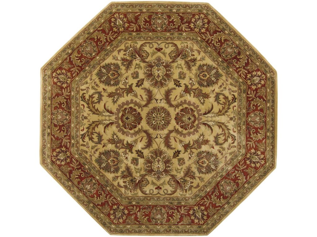 Surya Ancient Treasures8' Octagon