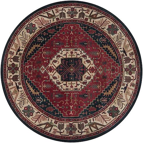 Surya Ancient Treasures 8' Round