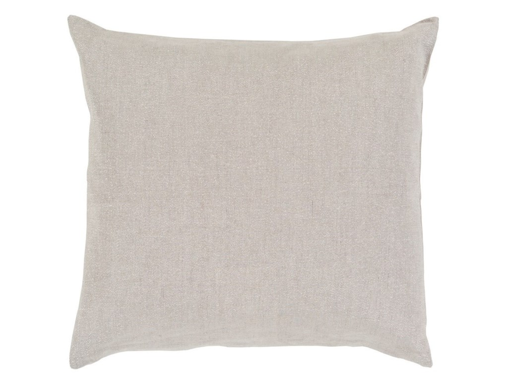 Surya Audrey18 x 18 x 4 Down Throw Pillow