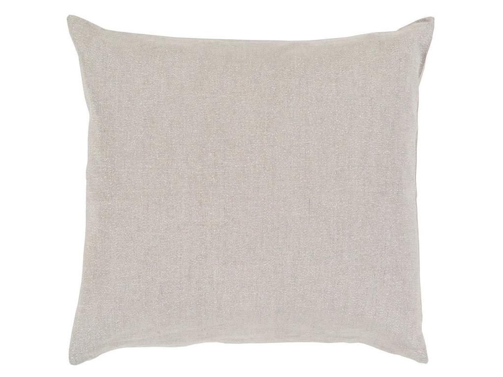 Surya Audrey20 x 20 x 4 Polyester Throw Pillow