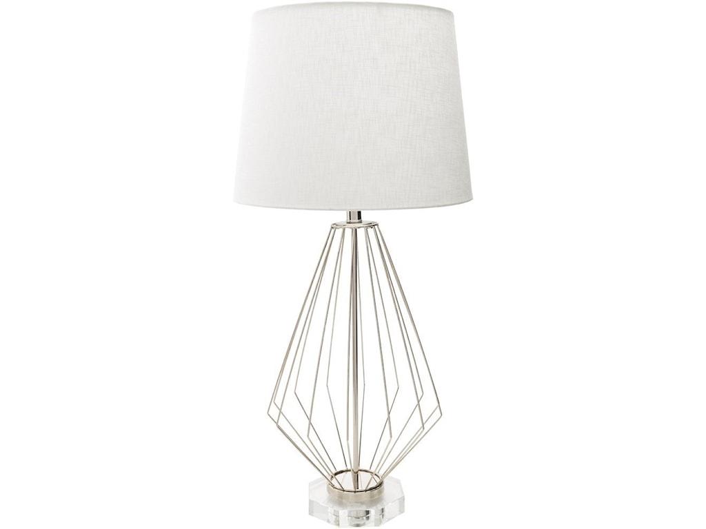 Surya AxsModern Table Lamp