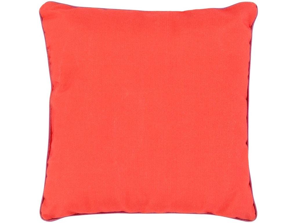 Bahari 16 X 4 Polyester Throw Pillow By Surya