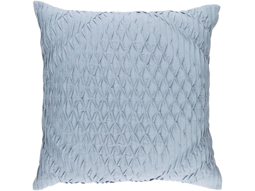 Surya Baker22 x 22 x 5 Polyester Throw Pillow
