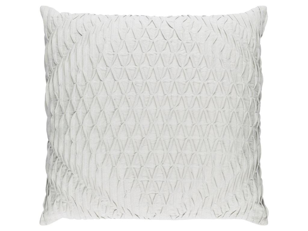 Surya Baker20 x 20 x 4 Down Throw Pillow
