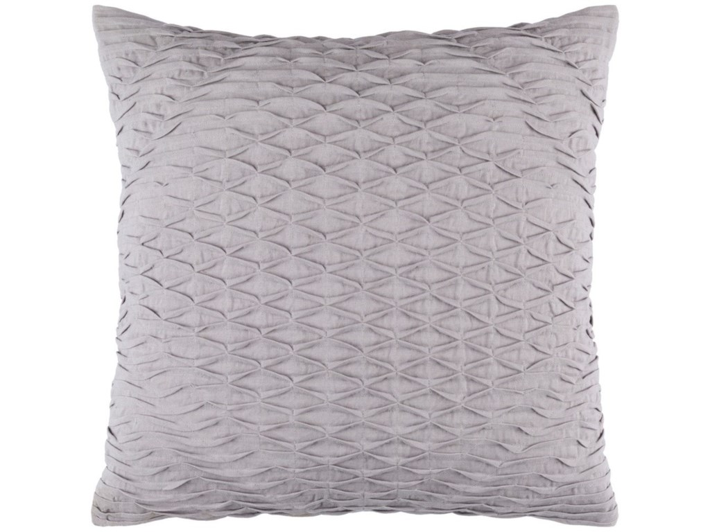 Surya Baker20 x 20 x 4 Polyester Throw Pillow
