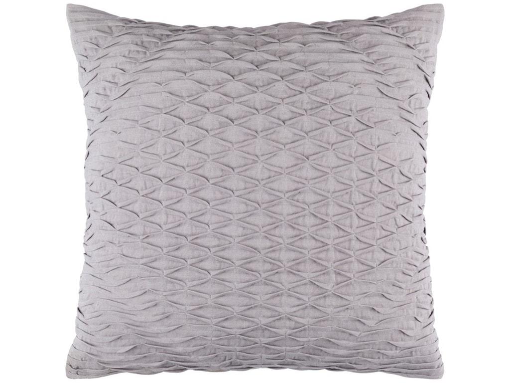 Surya Baker22 x 22 x 5 Down Throw Pillow