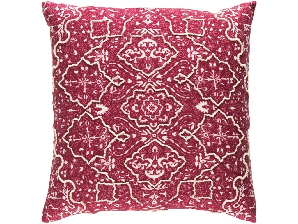 Surya Batik18 x 18 x 4 Polyester Pillow Kit