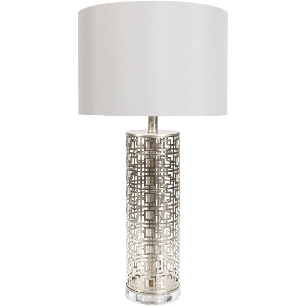 Painted Glam Table Lamp
