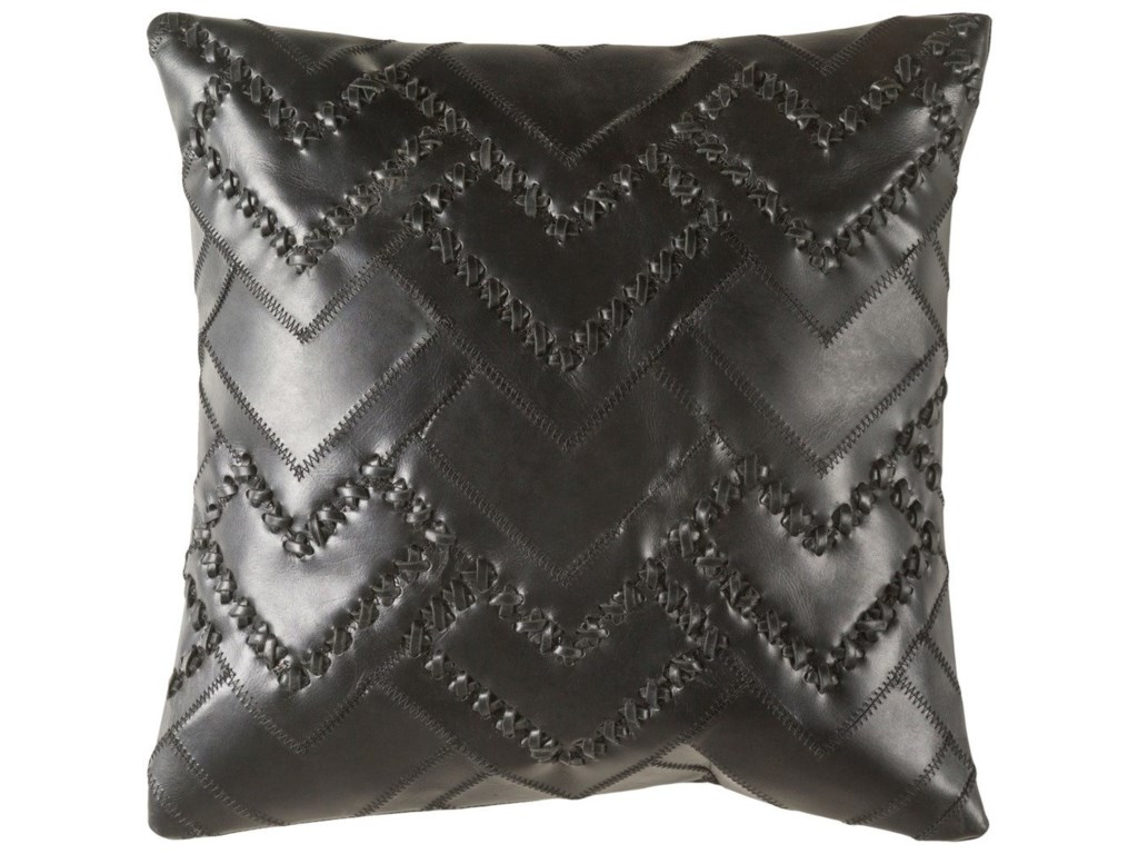 Surya Bedford22 x 22 x 5 Polyester Throw Pillow