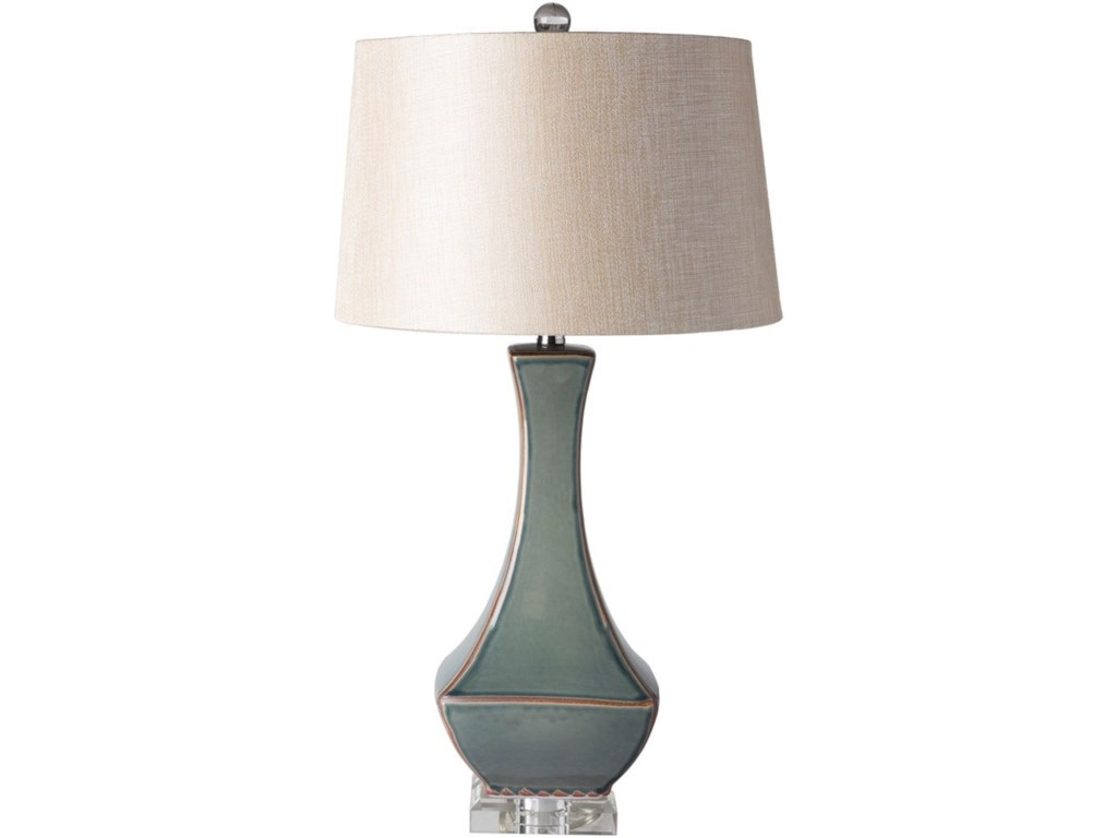Surya Belhaven Traditional Table Lamp