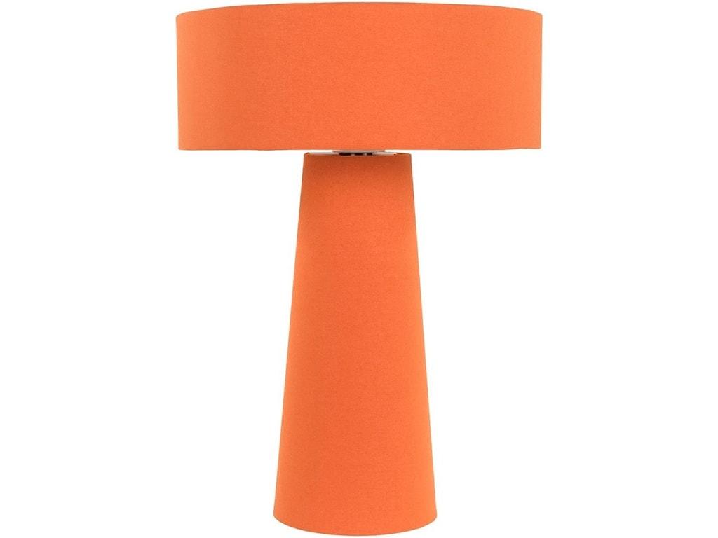 Bradley Modern Table Lamp By Surya