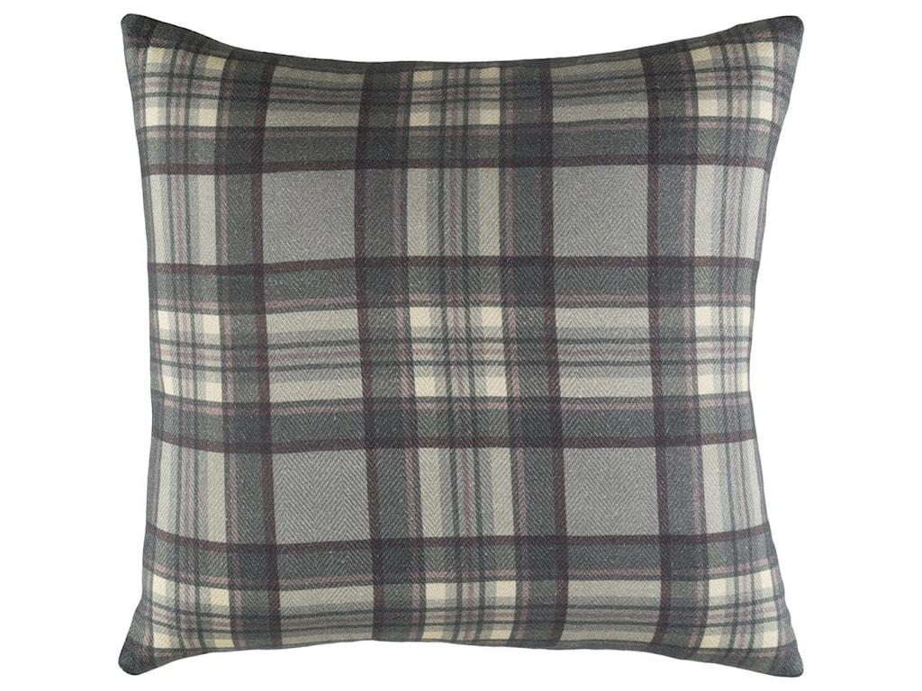 Surya Brigadoon18 x 18 x 4 Down Pillow Kit