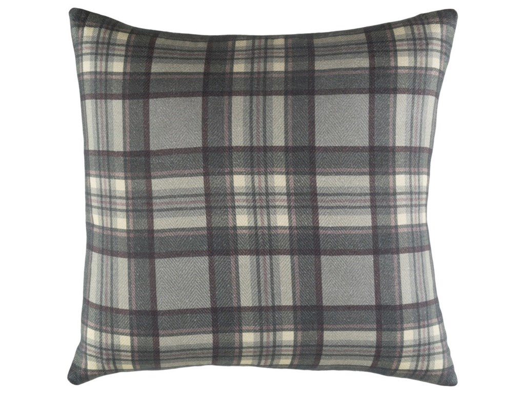 Surya Brigadoon22 x 22 x 5 Polyester Pillow Kit