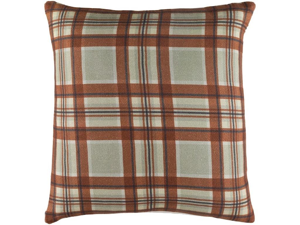 Surya Brigadoon18 x 18 x 4 Polyester Pillow Kit