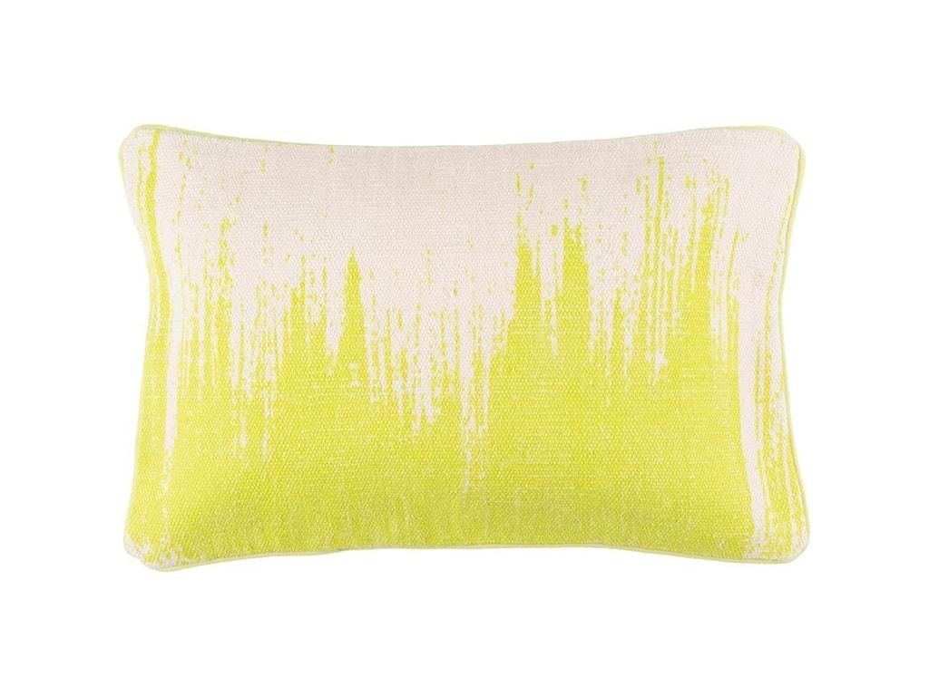 Surya Bristle22 x 14 x 4 Polyester Lumbar Pillow
