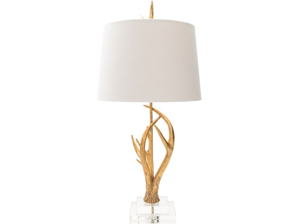 Surya BucklandPainted Glam Table Lamp