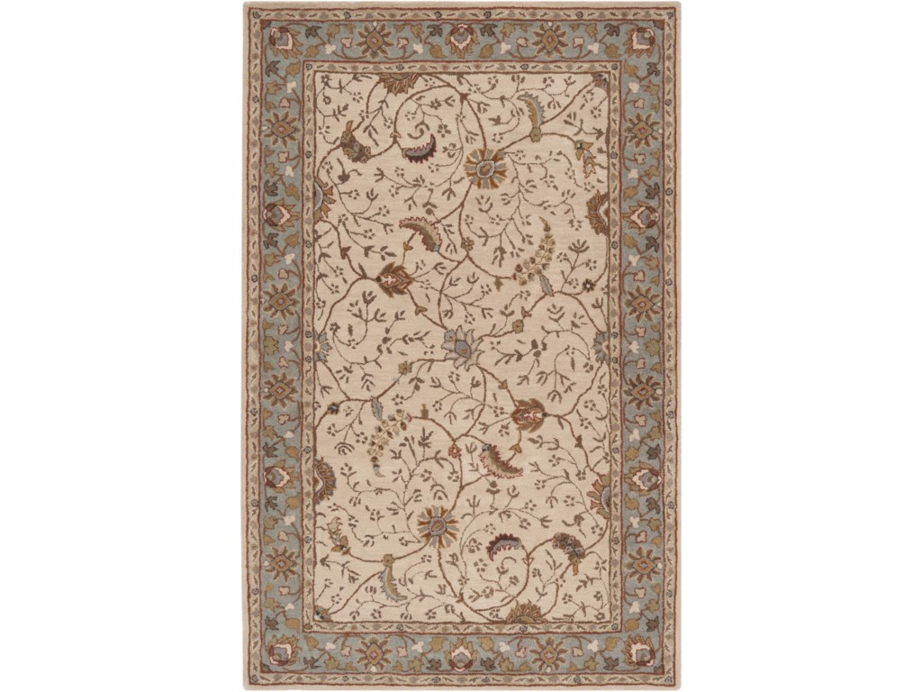 Rug Shown May Not Represent Size Indicated