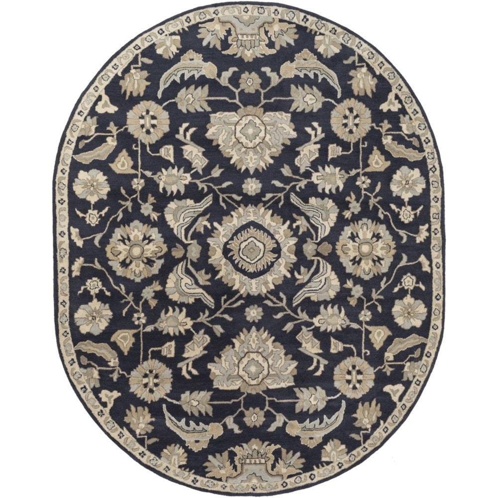Surya Caesar Cae1164 810ov 8 X 10 Oval Hudson S Furniture Rugs