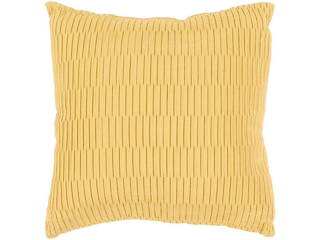 Caplin 16 X 4 Polyester Throw Pillow By Surya